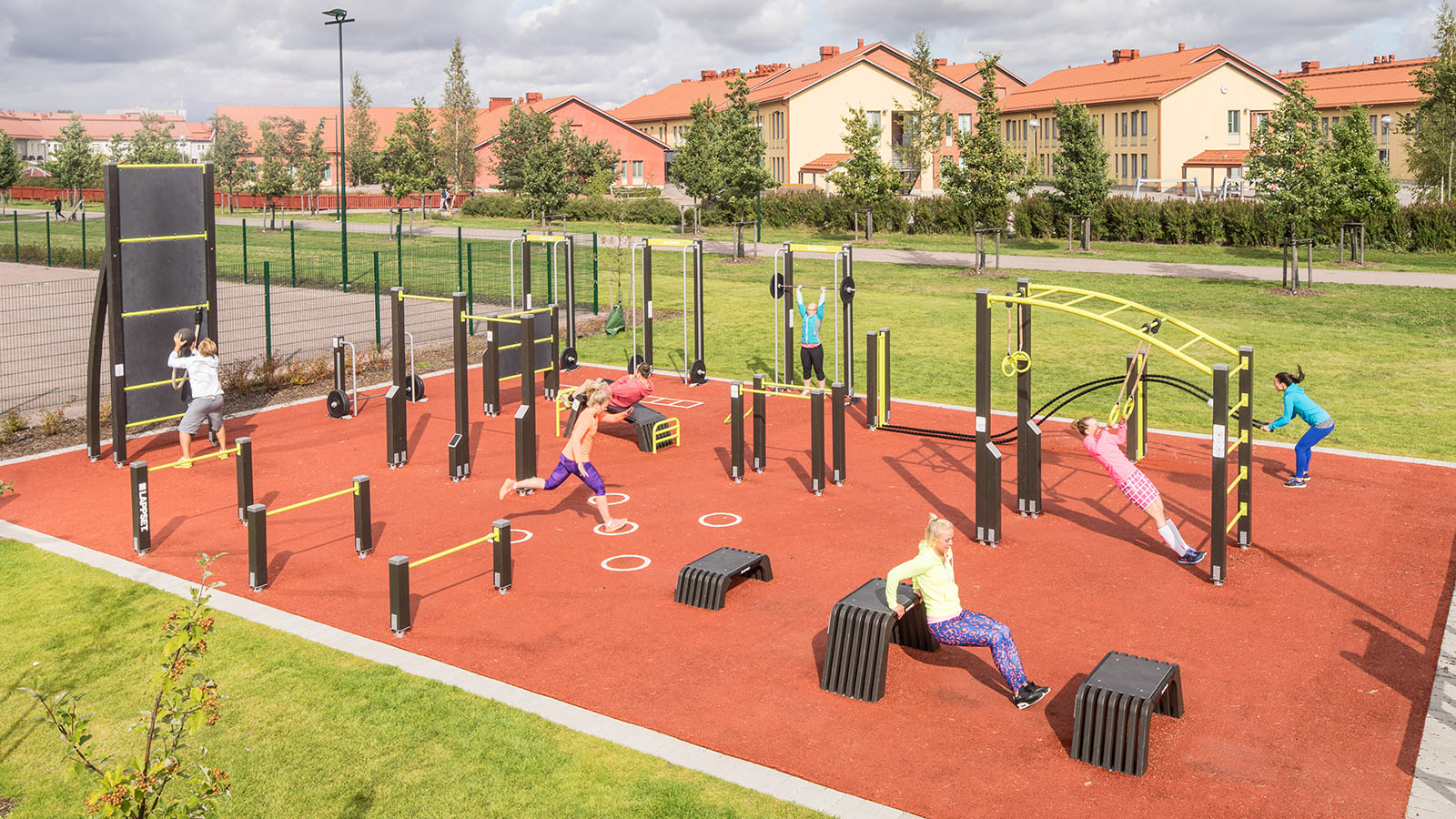 10 Reasons Why Outdoor Training Is Better Than A Gym
