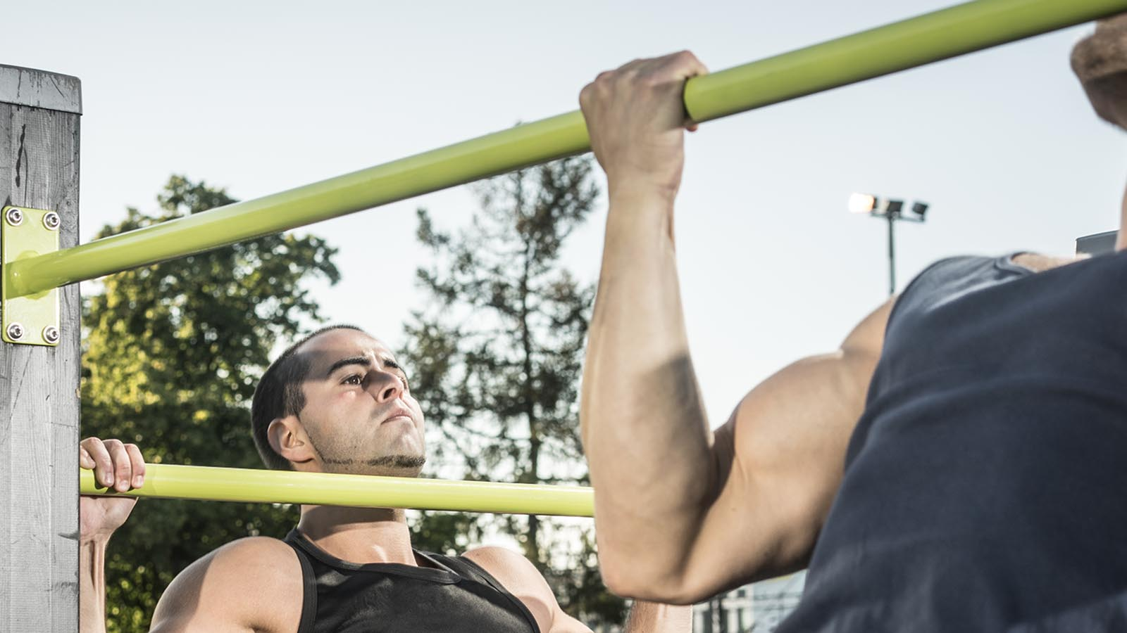 Street Workout Is The New Wave In Fitness Training