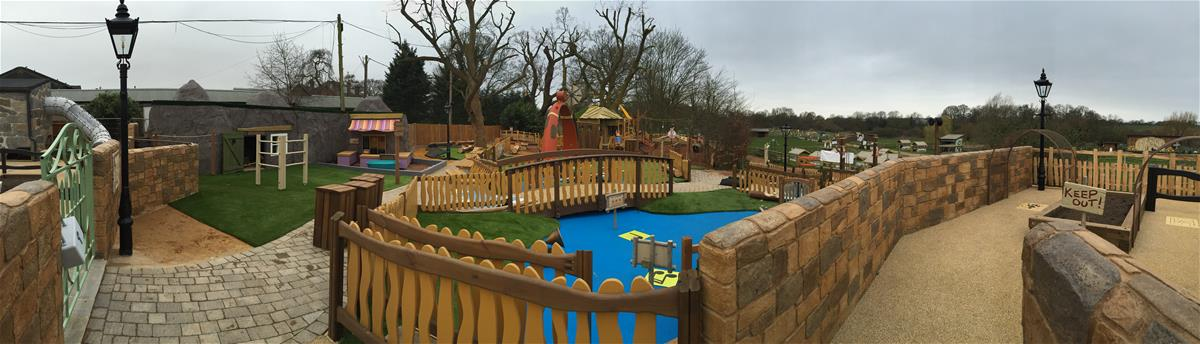 Panorama Of The Peter Rabbit Adventure Park.JPG