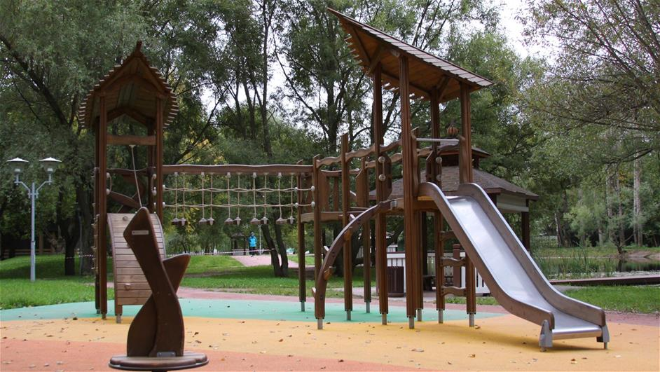 playgrounds russia
