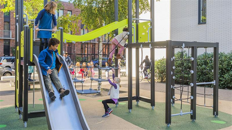 finno playground equipment