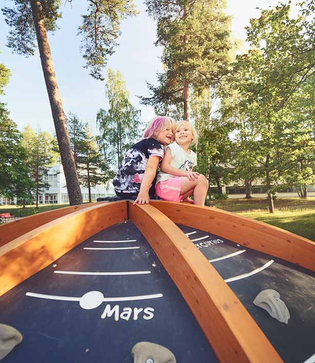 Play Planetarium is a versatile playground equipment