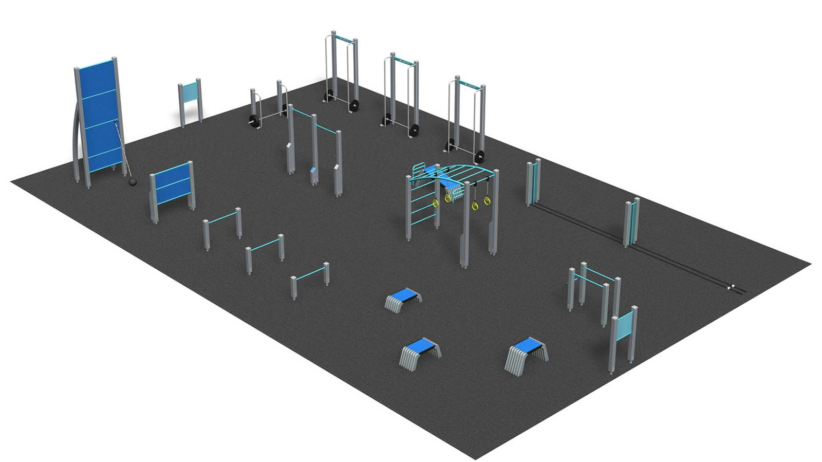 sport area design guide