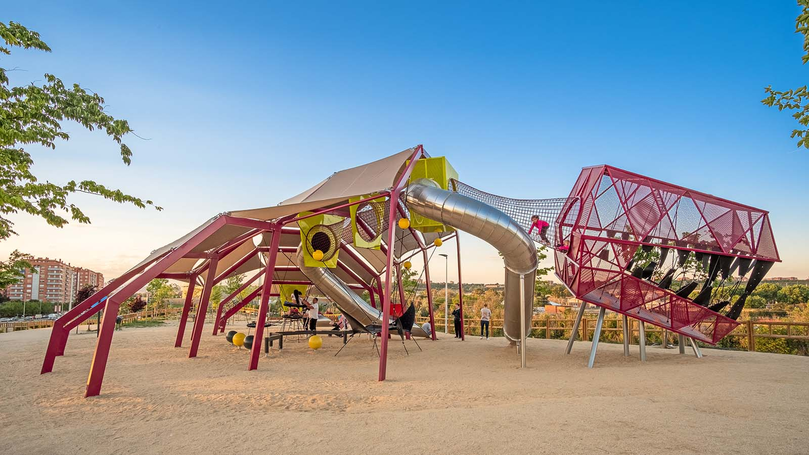 unique playground