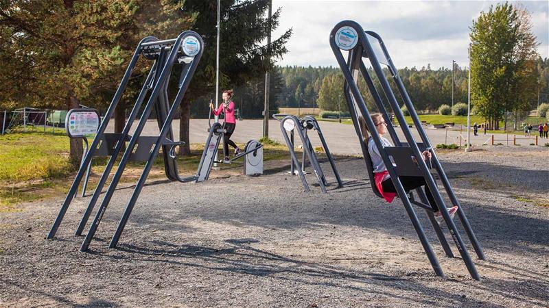 Lappset Outdoor Gym