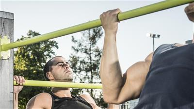 Street workout Lappset