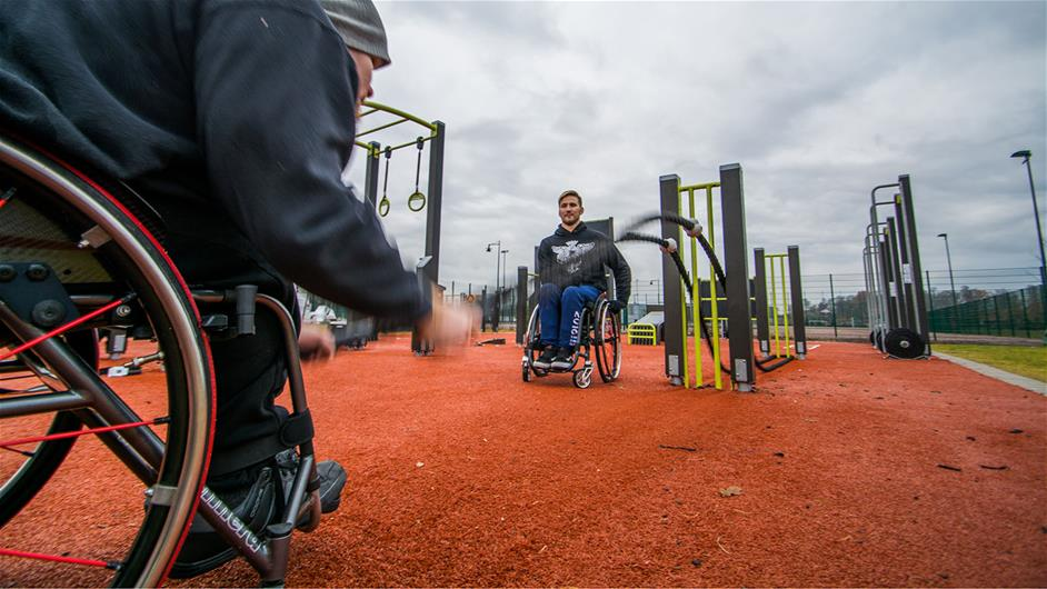 Inclusive sport design for all
